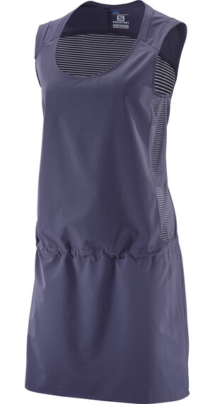 Salomon W's Nomad Dress Nightshade Grey